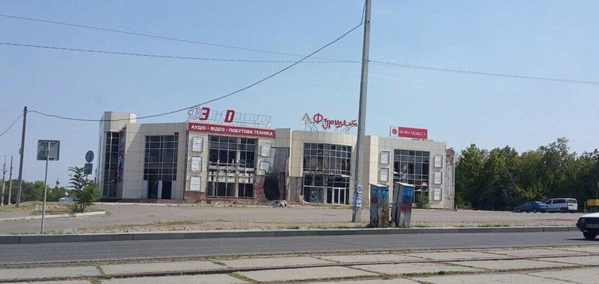 'Начинает напоминать Припять': в сети показали ужасы Луганска под оккупацией
