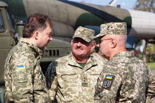 Загороднюк, Кравченко и Хомчак