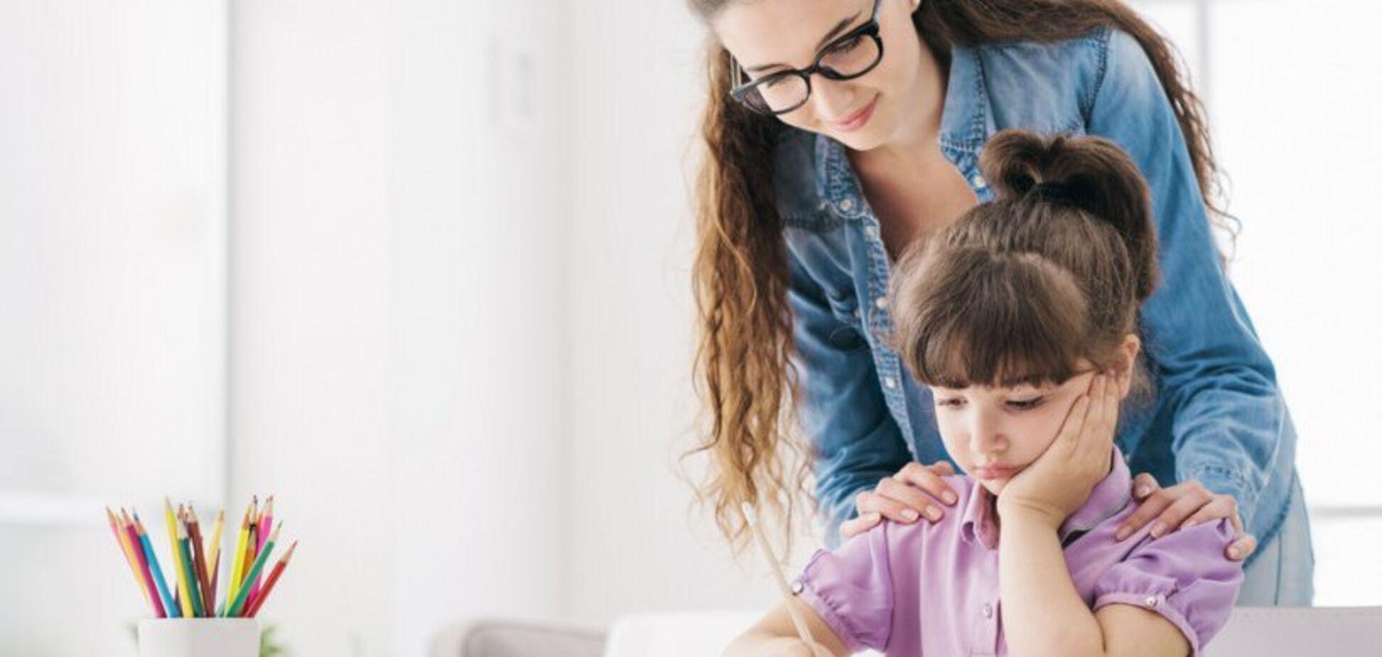 Почему не нужно родителям делать домашнее задание с ребенком