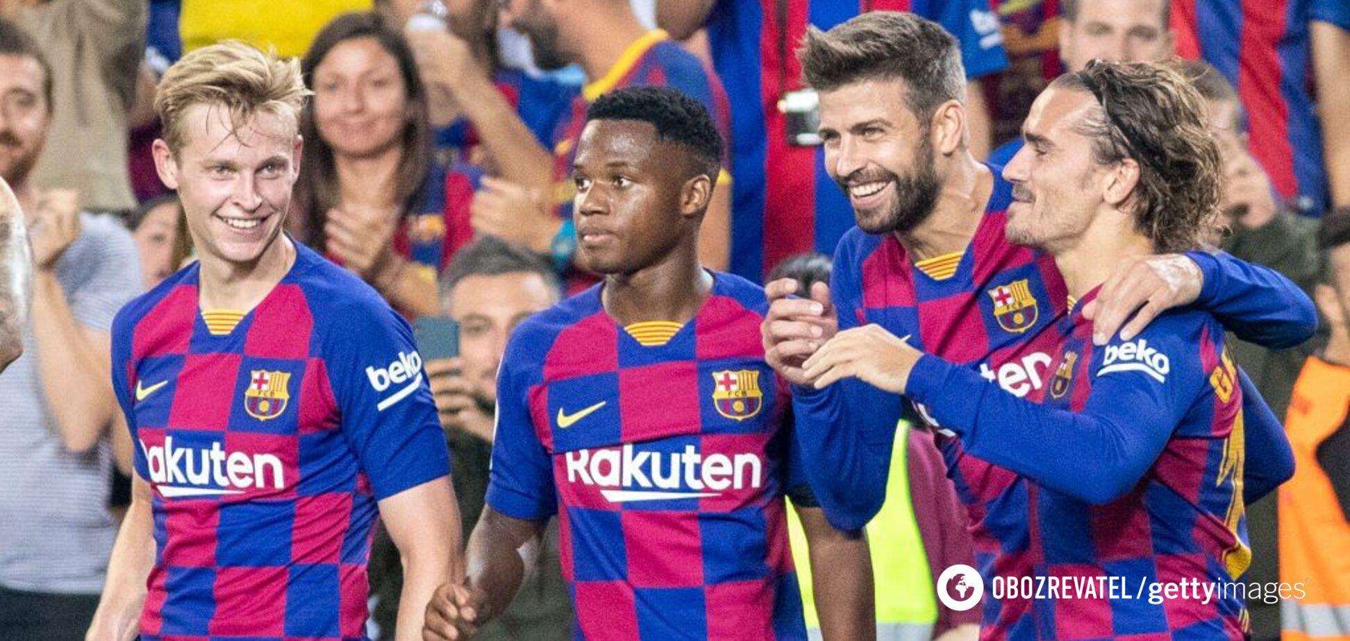 Где смотреть онлайн Боруссия — Барселона: расписание трансляций матча Лиги чемпионов