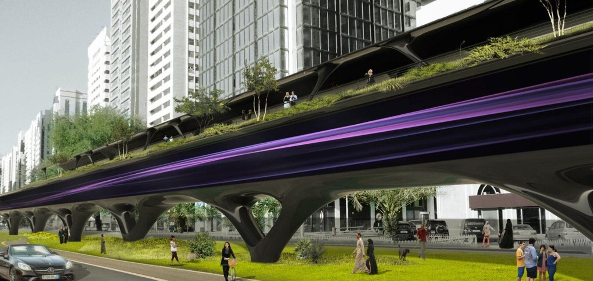 В Китае создадут 'зеленую' версию гиперзвукового вакуумного Hyperloop