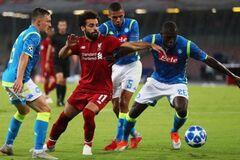 Наполи – Ливерпуль: прогноз на матч Лиги чемпионов