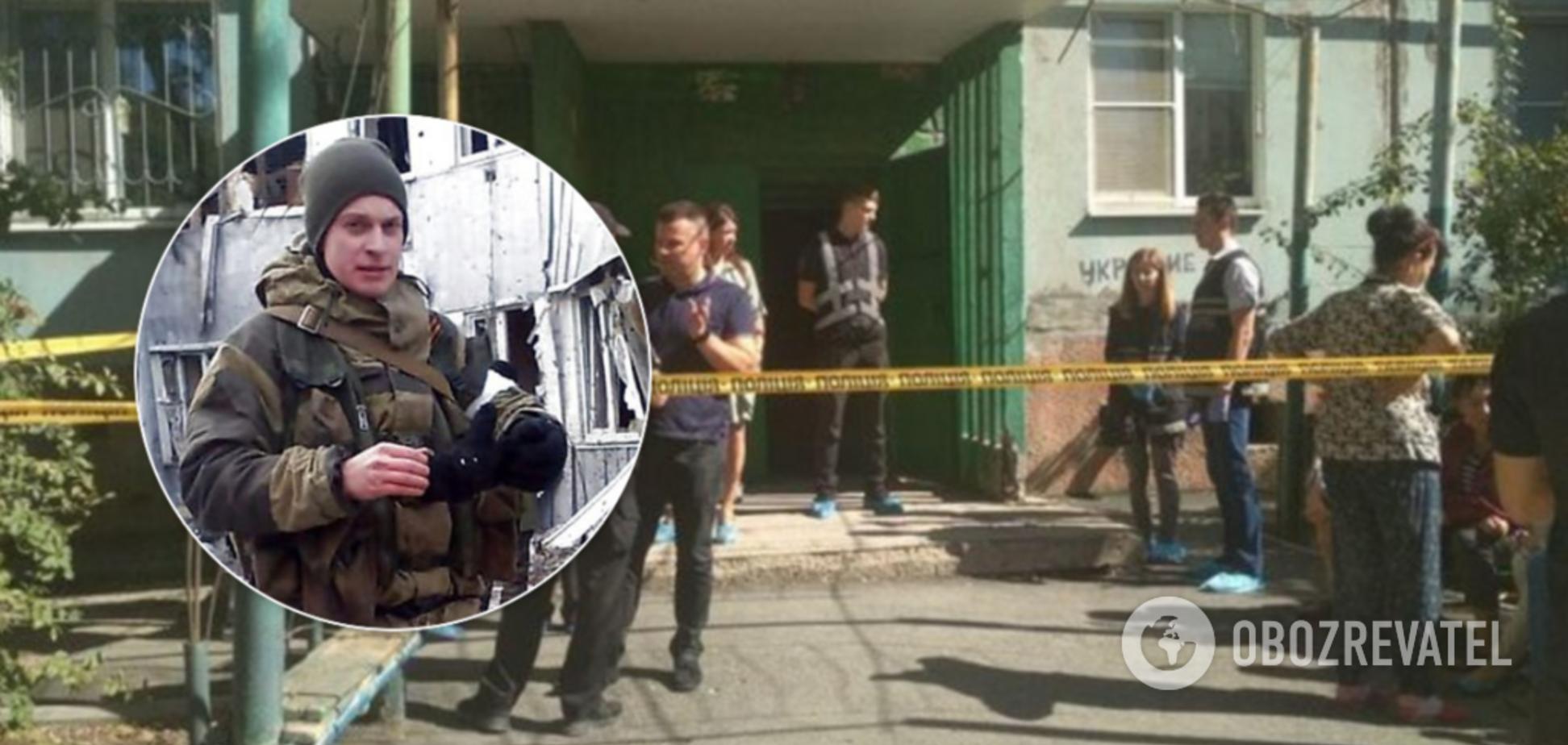 Романа Джумаєва убили в Маріуполі: прикмети підозрюваного