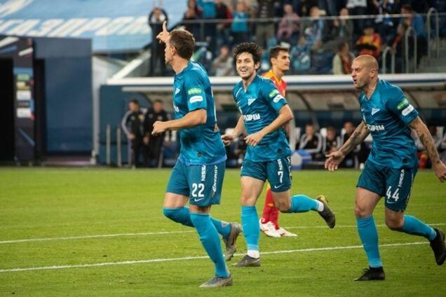 Смотреть футбол лига чемпионов зенит милан