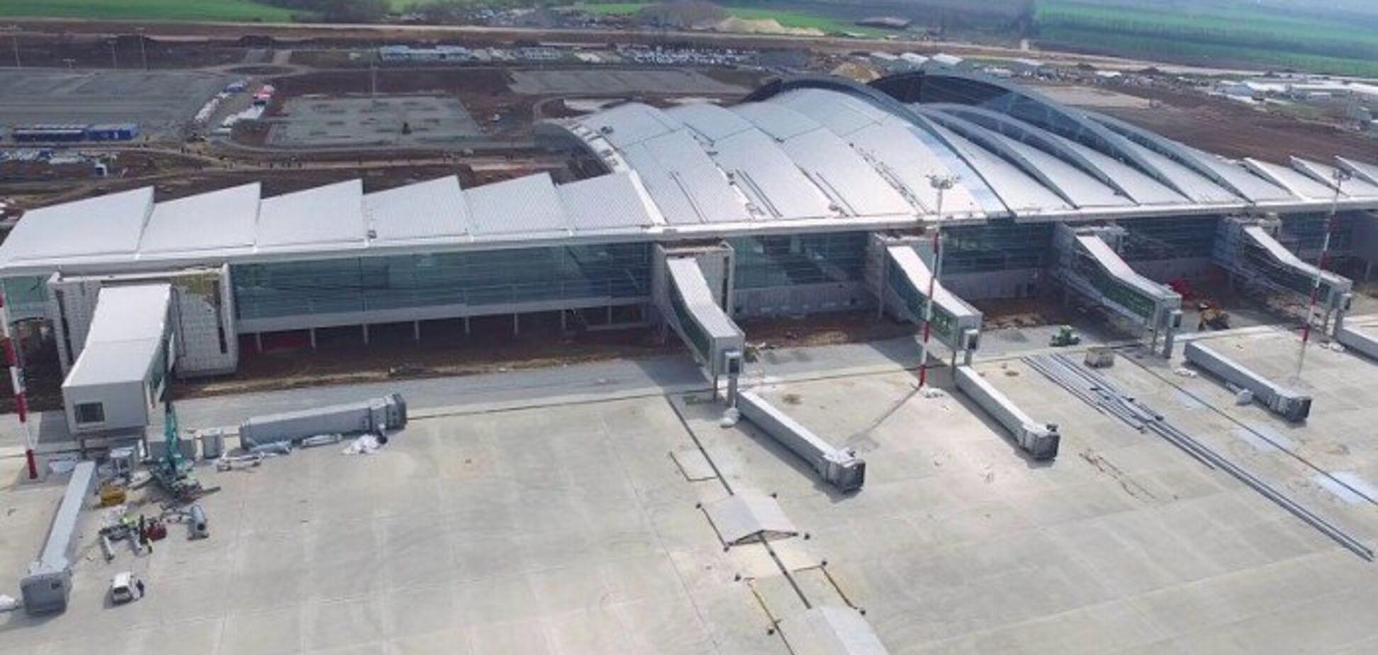 Про аэропорт 'Приднепровье' забыли? СМИ сообщили о нюансе в проекте госбюджета