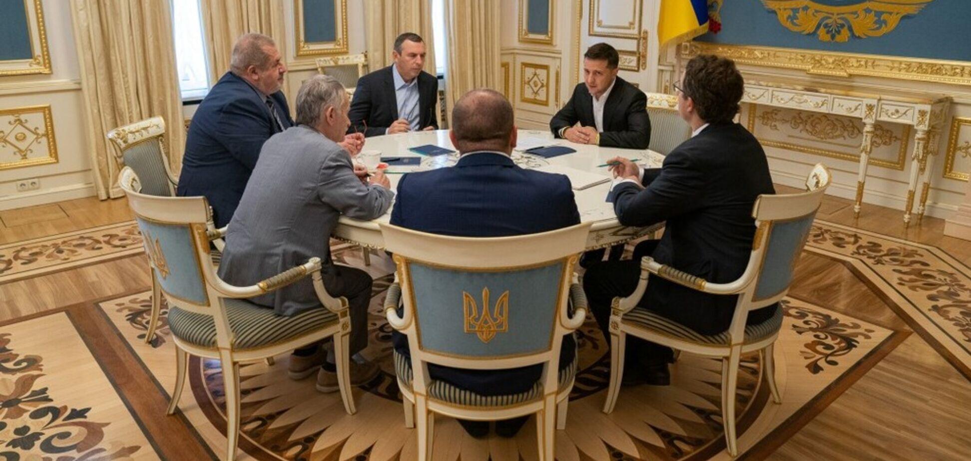 'Я говорив із Зеленським': Джемілєв озвучив прогноз щодо автономії для Криму