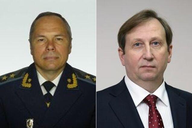 Юрій Дьомін і Михайло Гаврилюк
