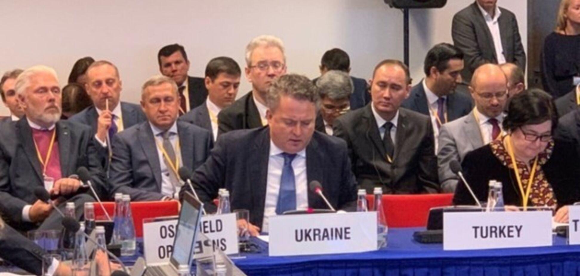 Зустріч ОБСЄ з питань людського виміру у Варшаві