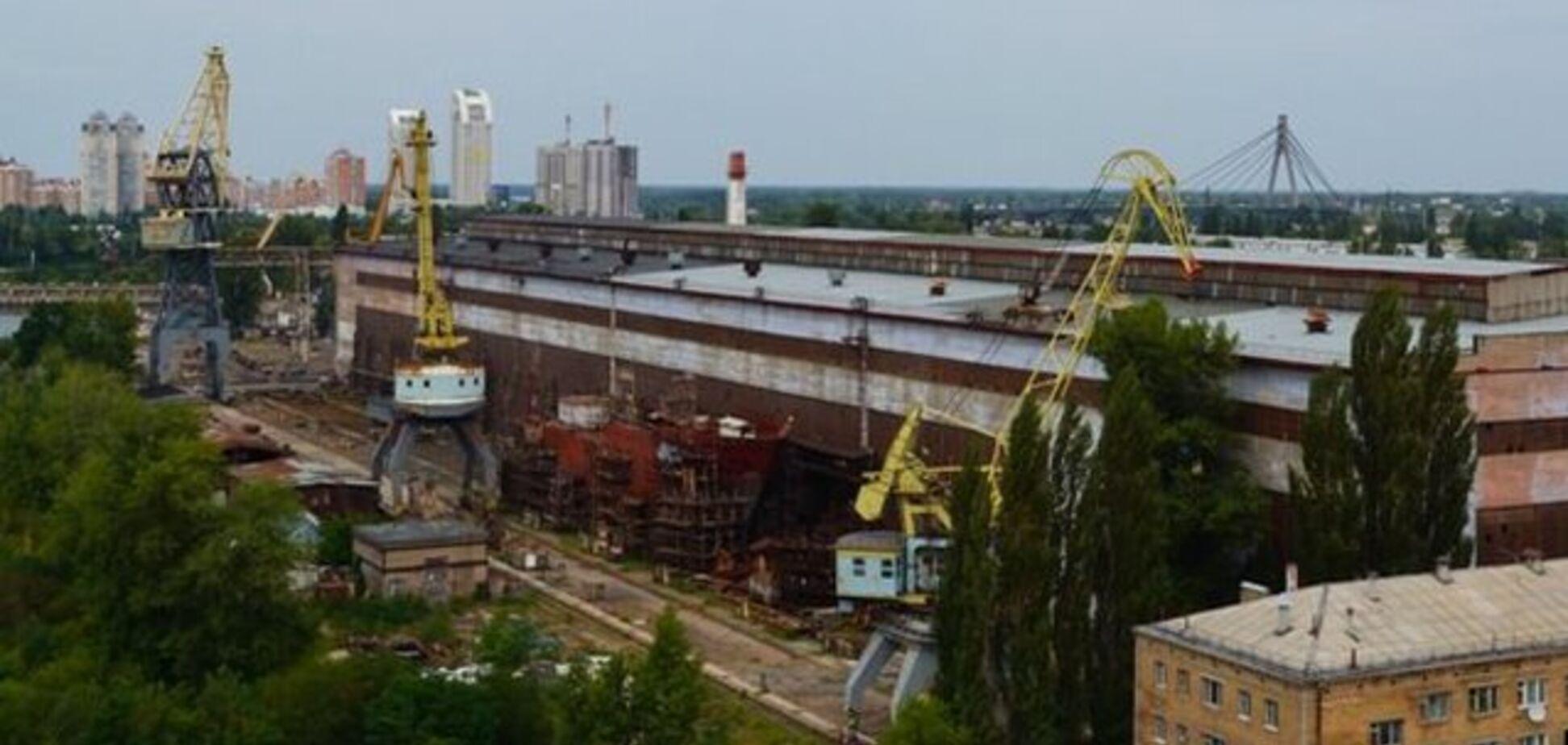 Завод Кузница на Рыбальском