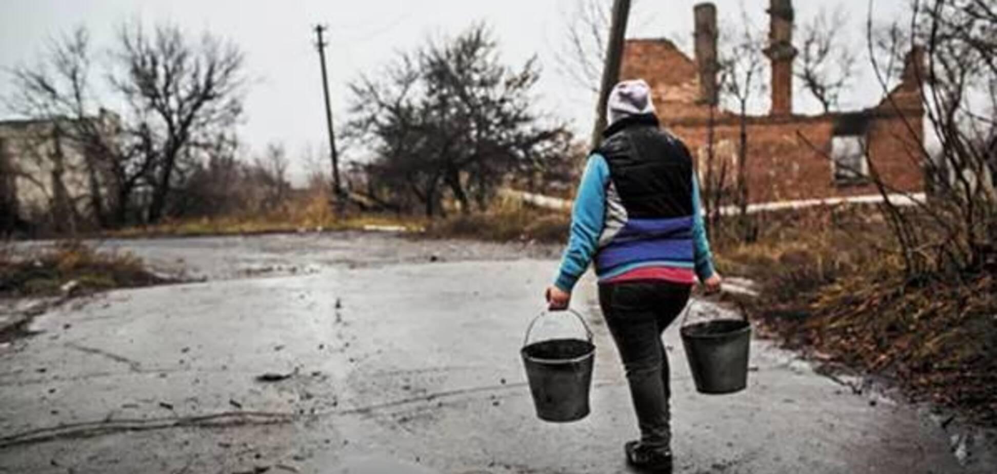 Розруха в ДНР