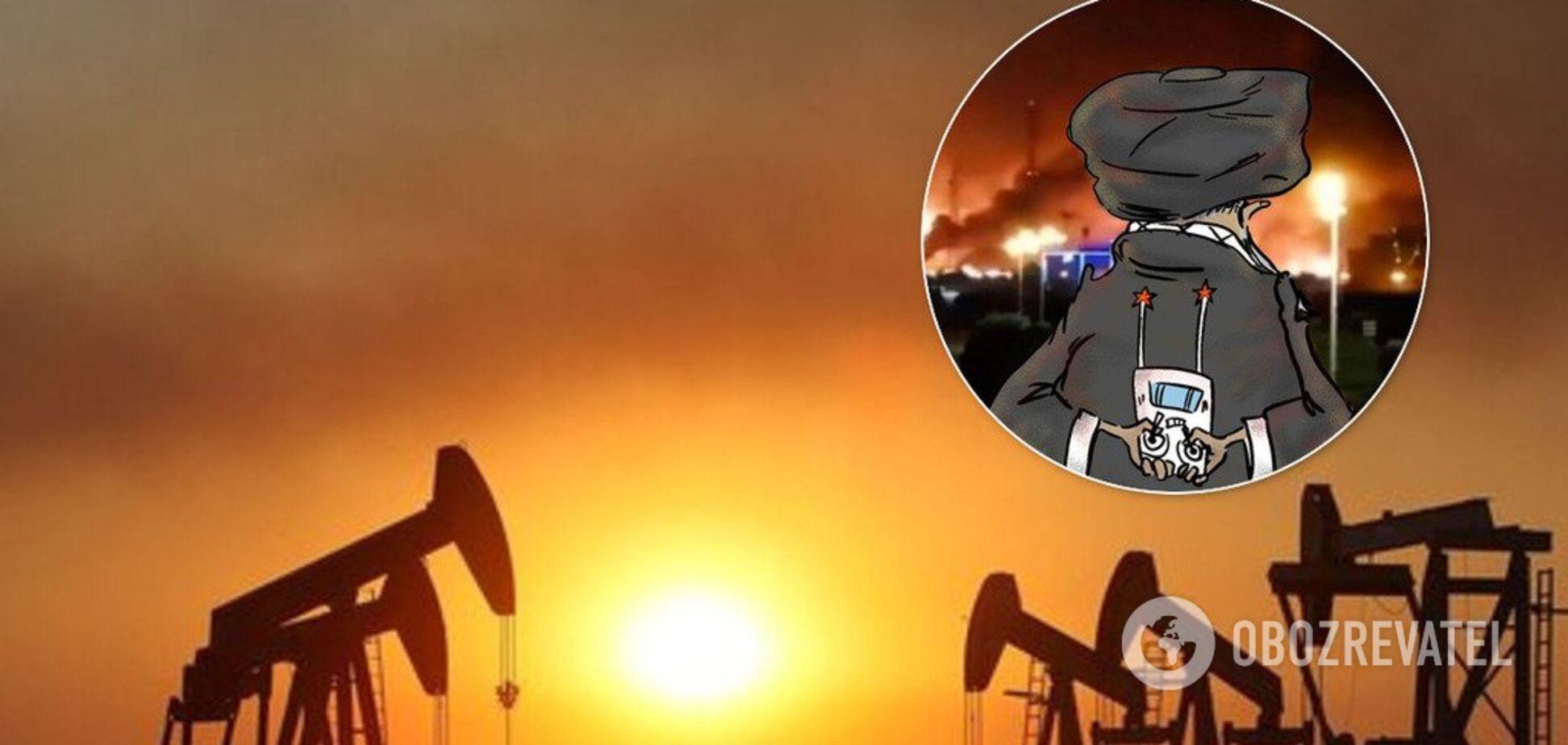 Нефть показала рекордный рост с начала года: что произошло