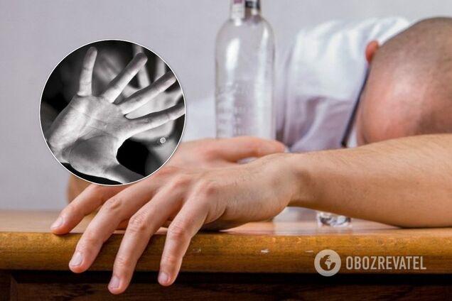На Черкащині п'яний чоловік зґвалтував 11-річну дівчинку. Ілюстрація