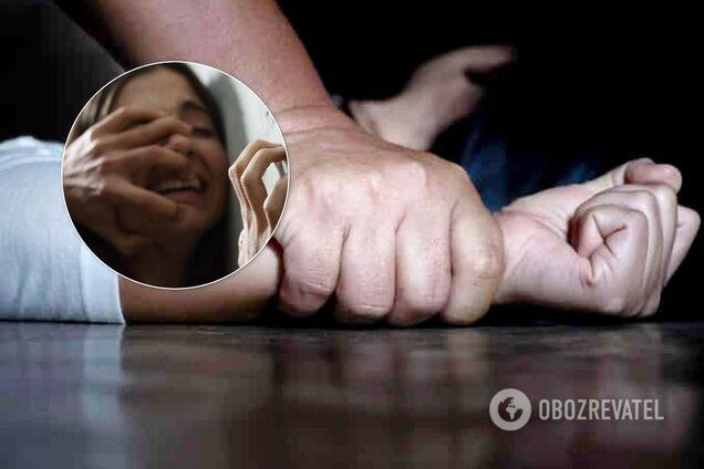 На Харківщині дівчинку три роки ґвалтував брат. Ілюстрація