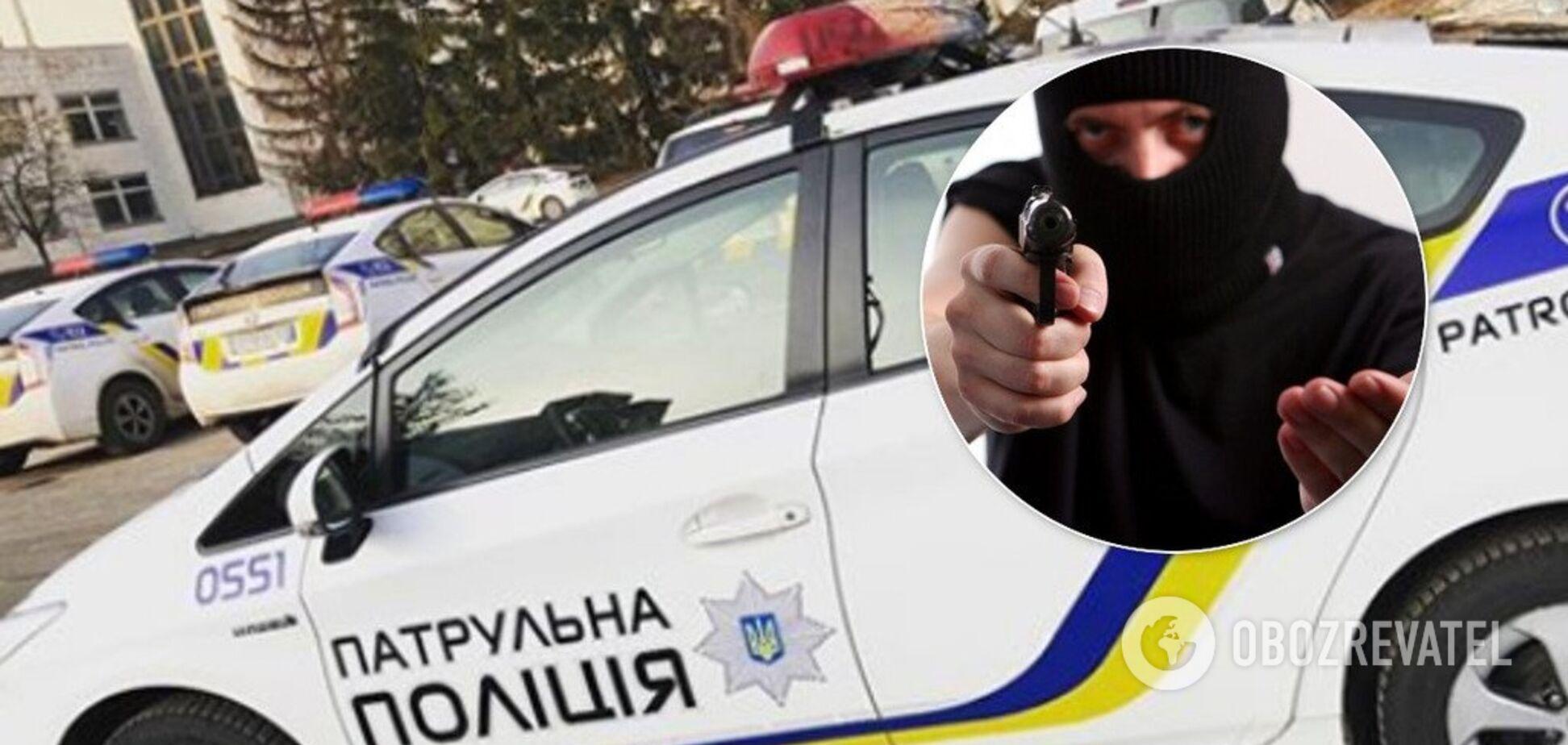 Розбій у Києві