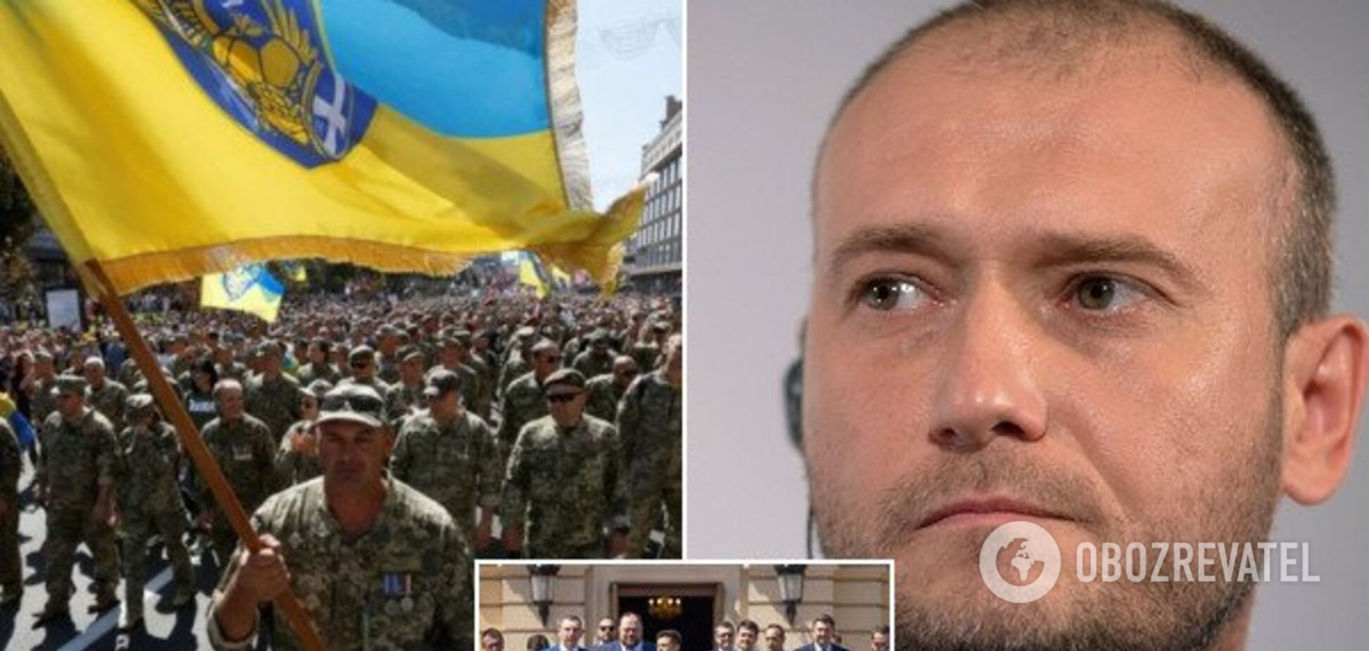 'Путін – не ідіот': Ярош розповів, як захиститися від 'матінки Росії'