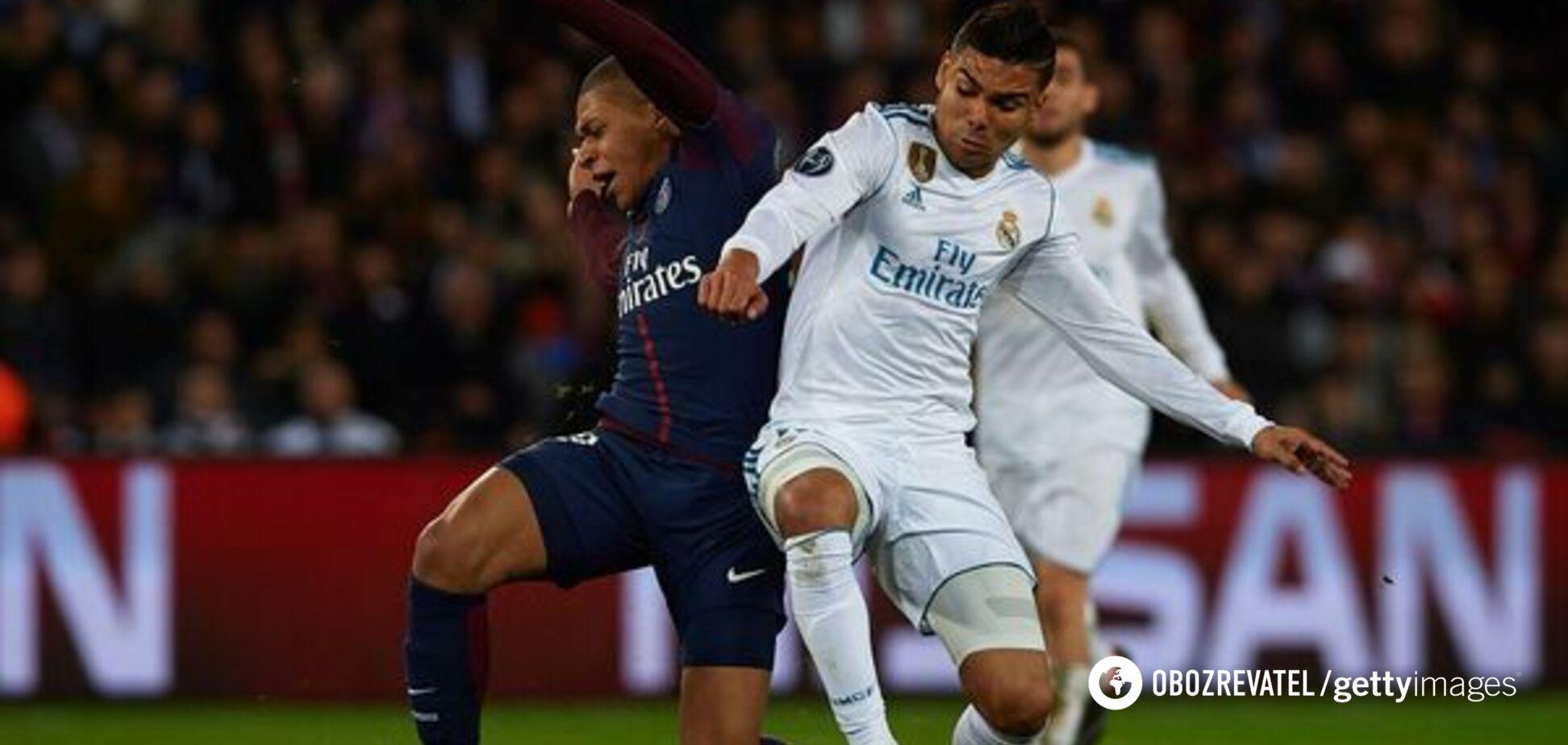 Где смотреть онлайн ПСЖ – Реал: расписание трансляций матча Лиги чемпионов