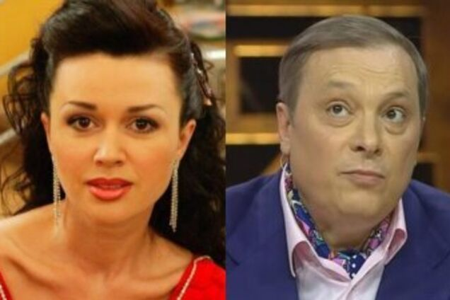 Анастасія Заворотнюк і Андрій Разін