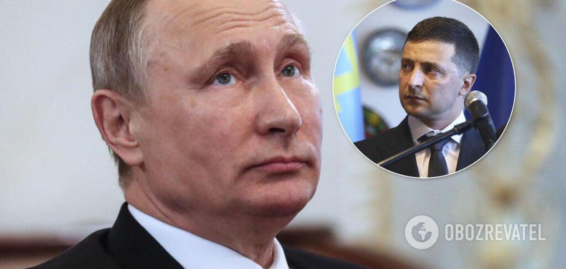 Почти 100%: в России узнали, когда Путин встретится с Зеленским