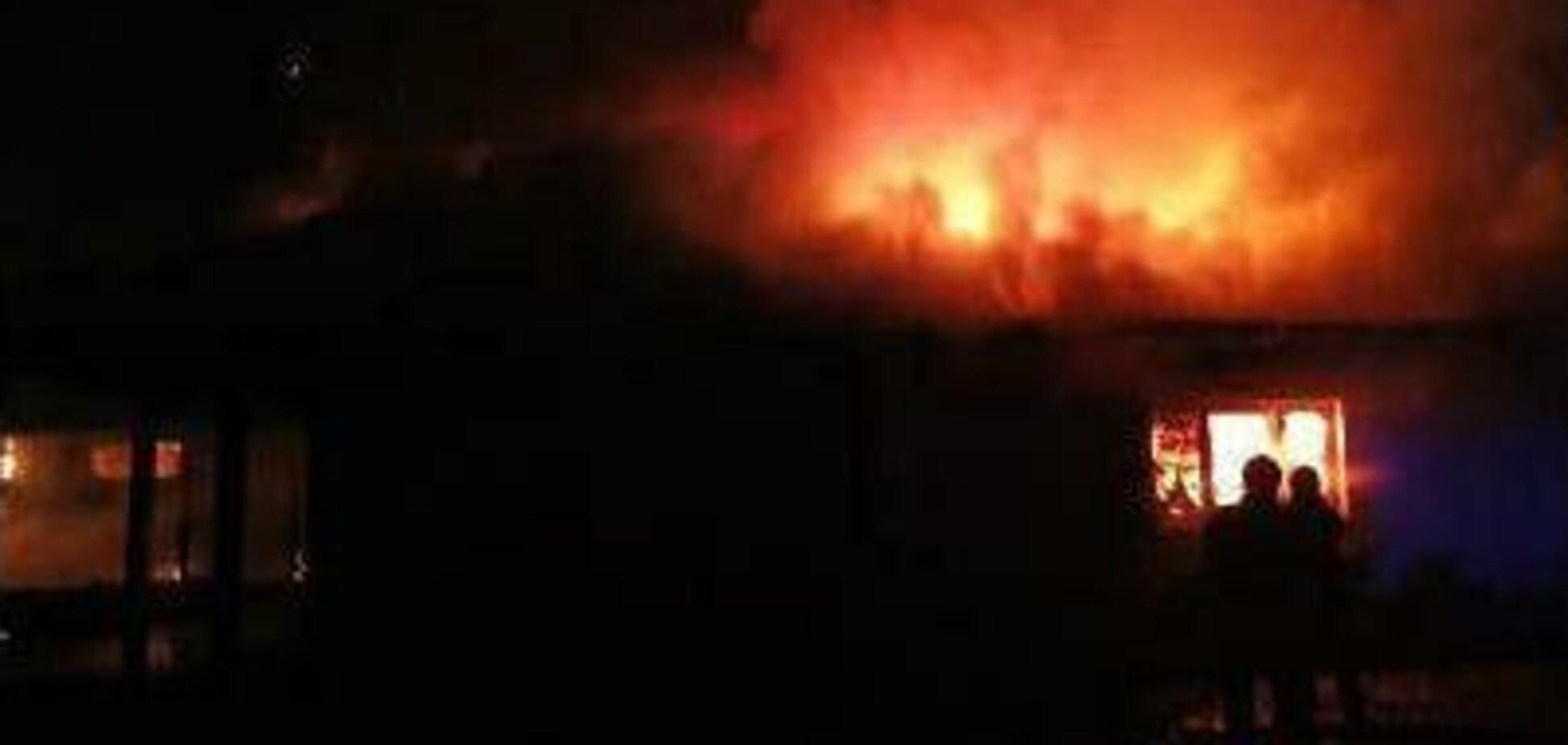 Під Києвом згоріла дача Гонтаревої: з'явилося уточнення щодо постраждалих