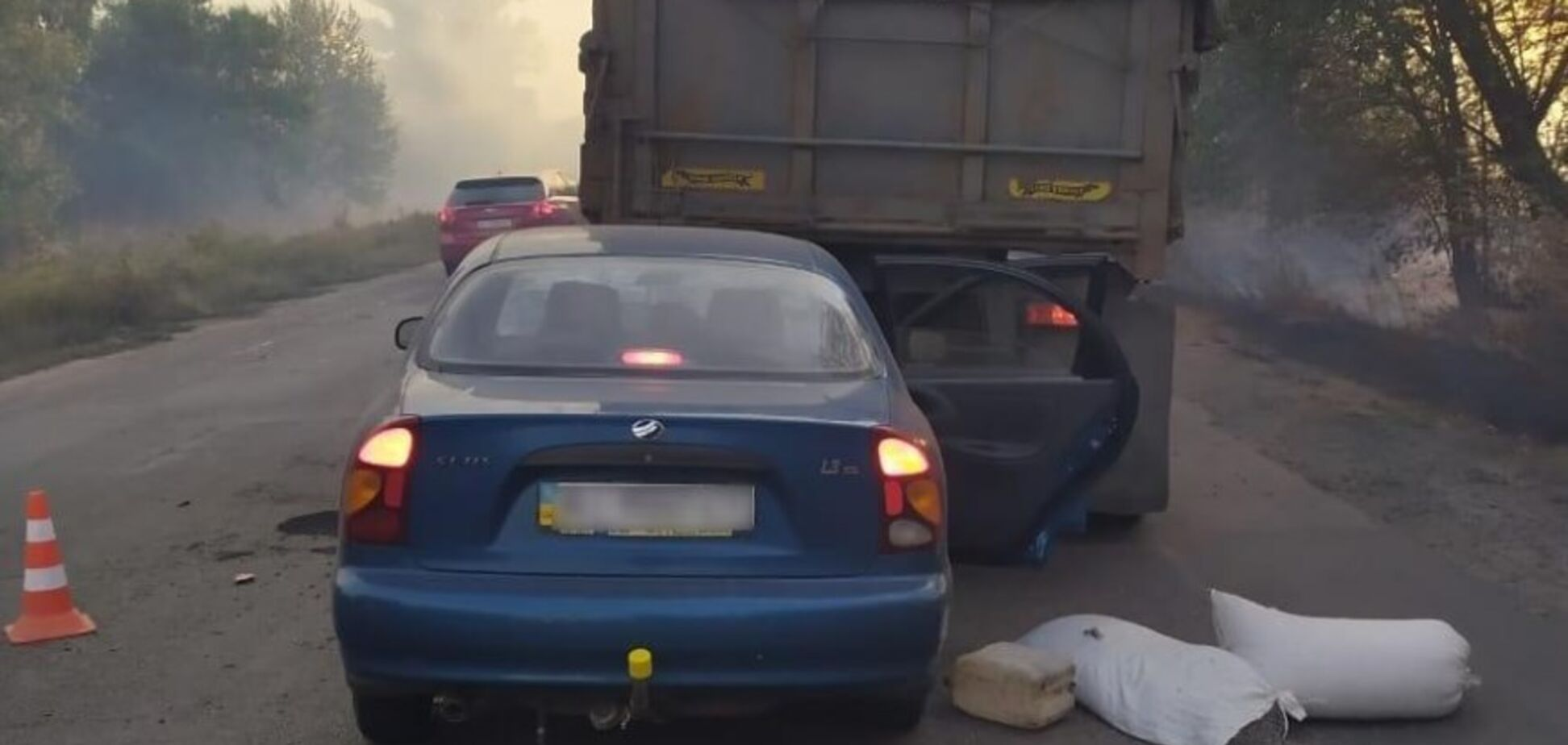 На Київщині підліток-водій влаштував смертельну ДТП
