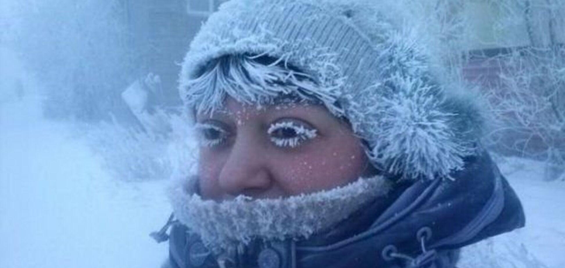 Накроет 'монстр с Востока': появился устрашающий прогноз на зиму в Украине