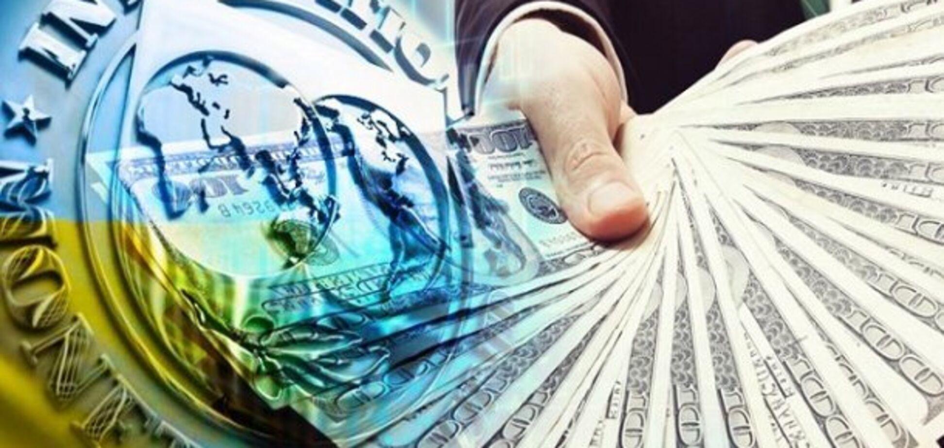 Новый транш МВФ для Украины не согласован из-за законопроекта 2571