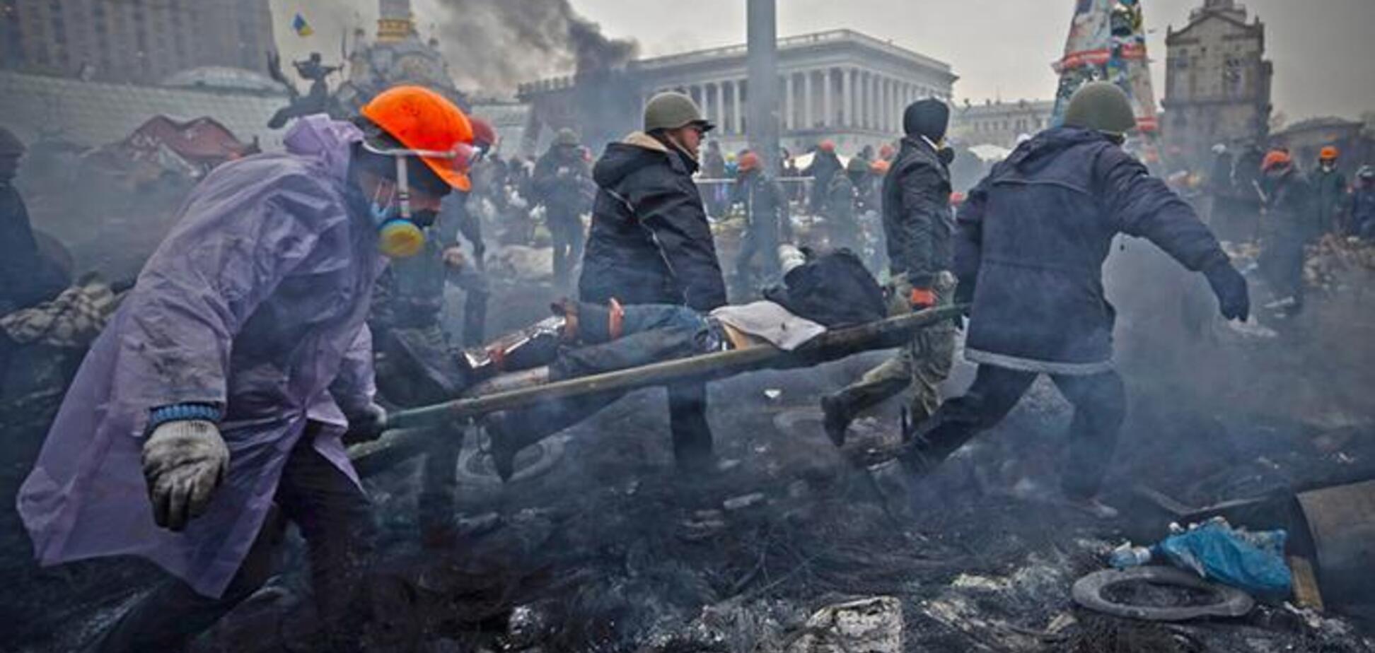 Справа Майдану: заарештовано ексзаступника міністра внутрішніх справ
