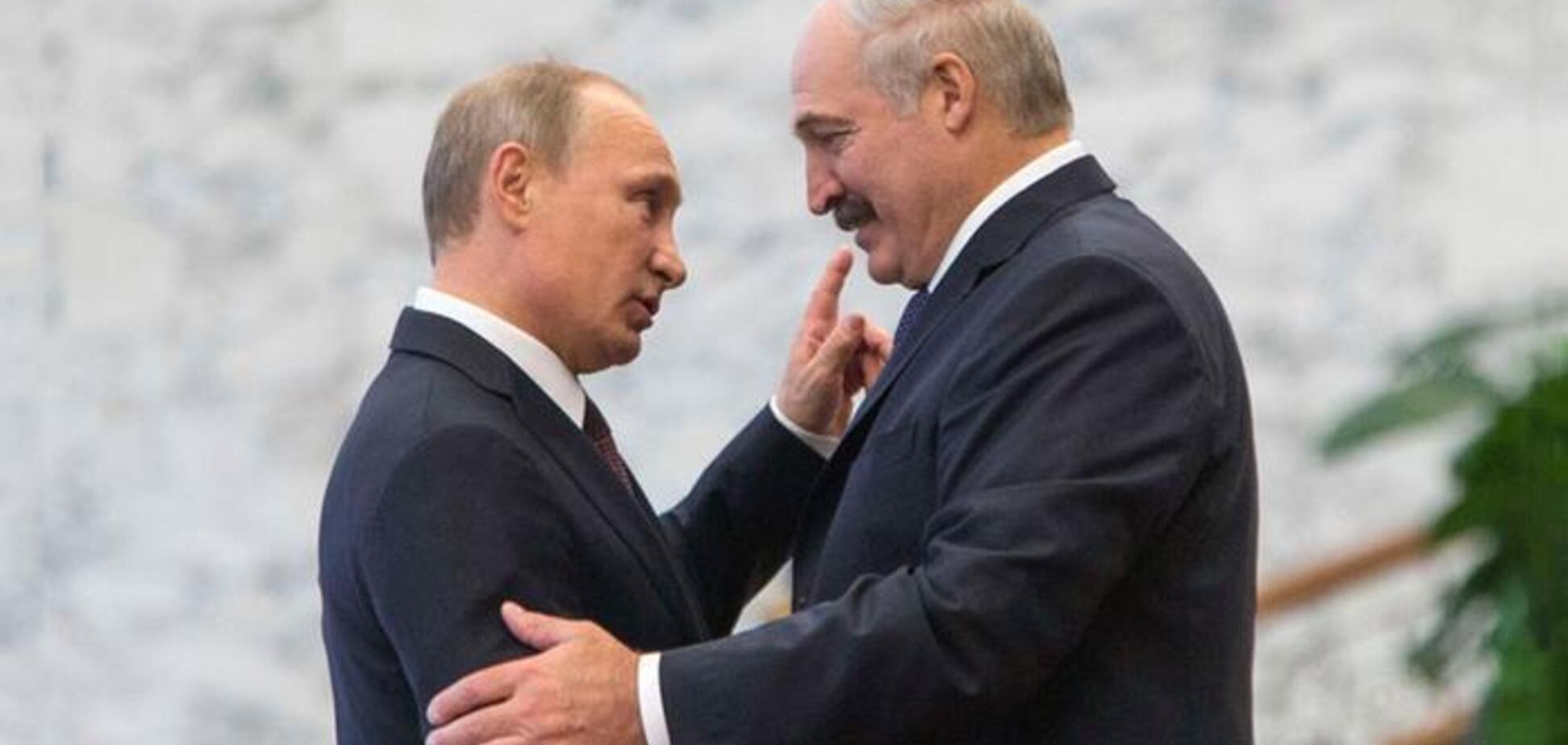 Лукашенко віддасть Путіну Білорусь: озвучено дату договору