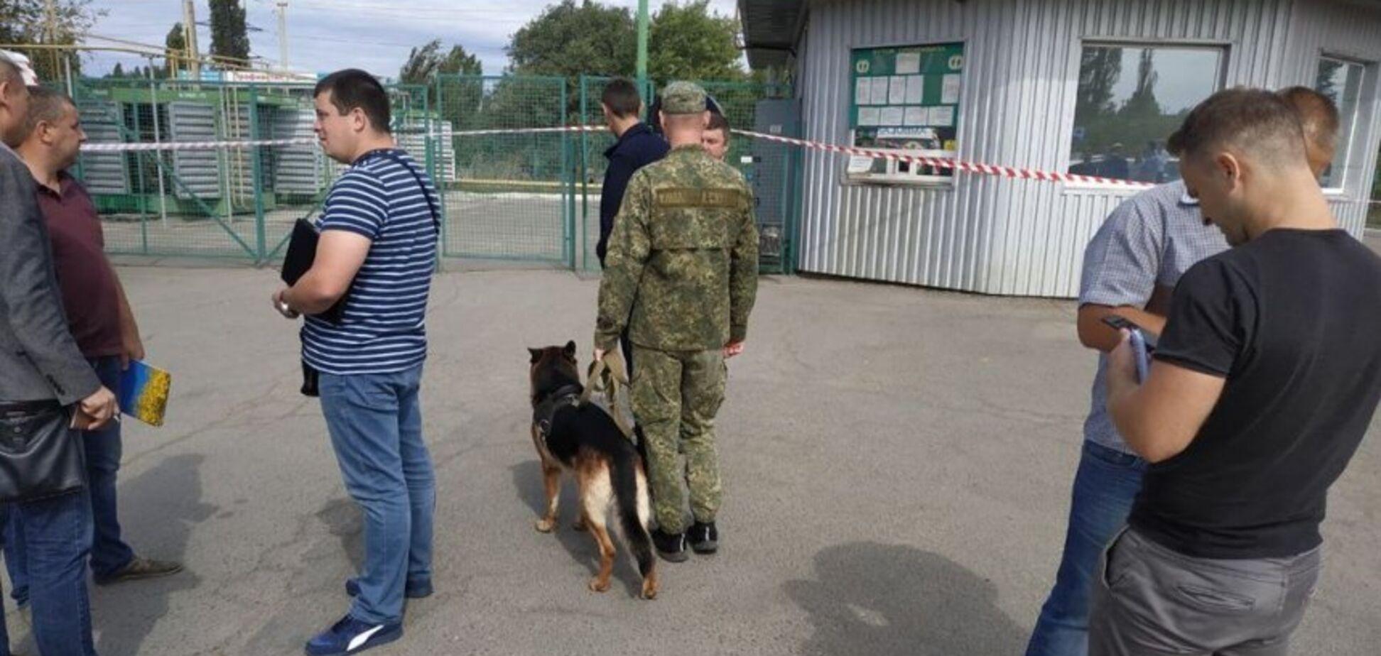 Вбивство на АЗС у Миколаєві: опубліковано перше відео з місця НП