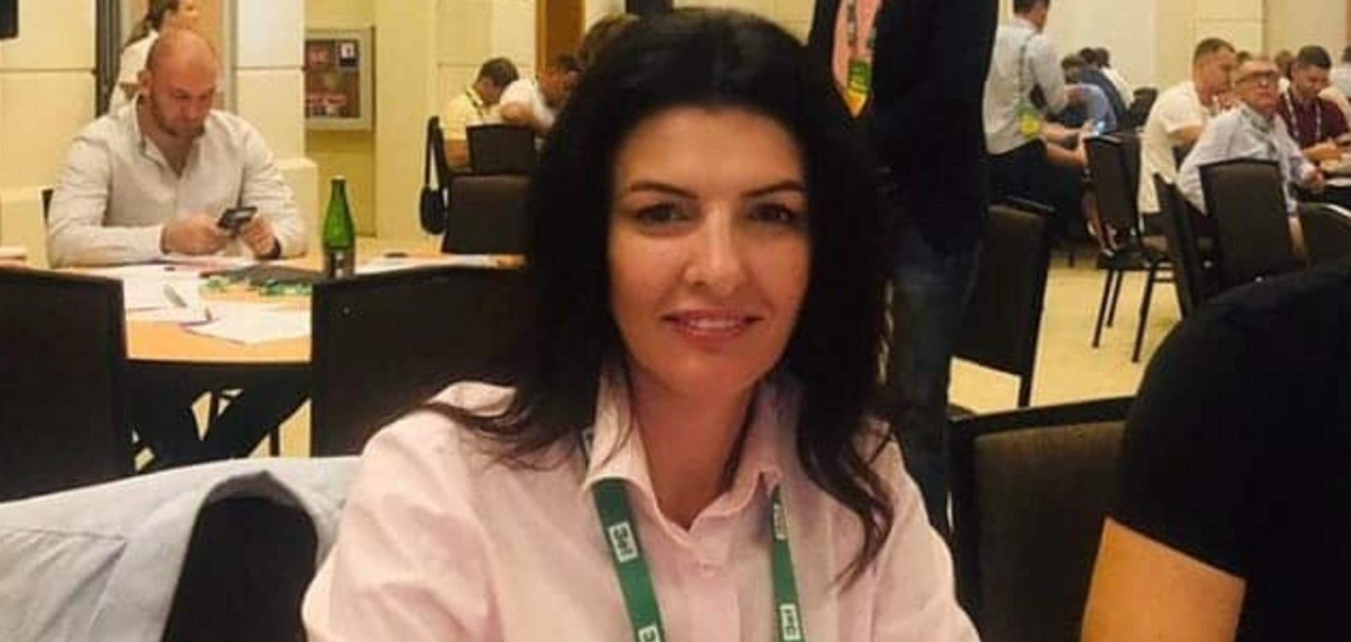 Копанчук відмовилася скласти мандат за кнопкодавство