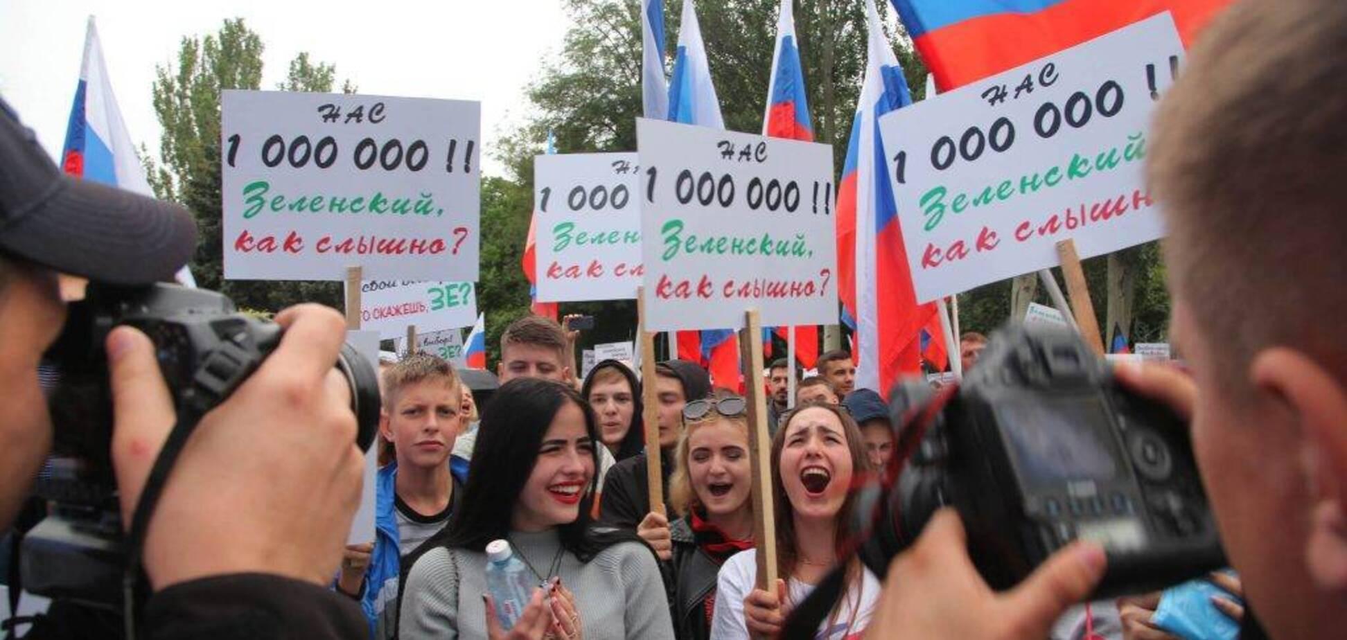 В ОРДЛО уже потирают руки, или Украина отстроит