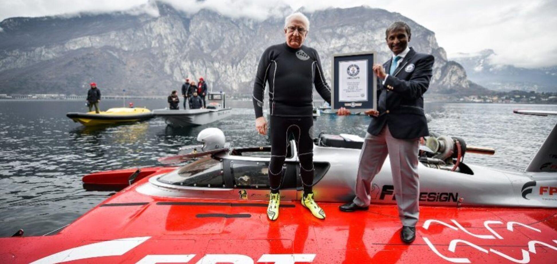 Десятикратный чемпион мира попытался побить рекорд и погиб