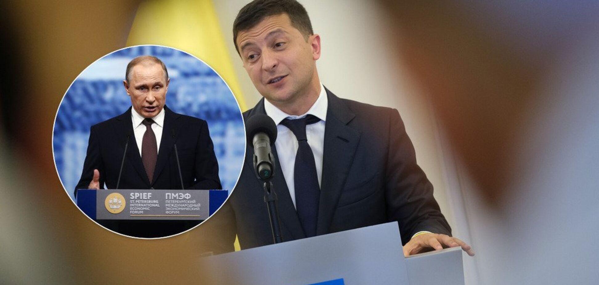 Санкции променяют на Крым? Сможет ли Путин ''сломать'' Зеленского