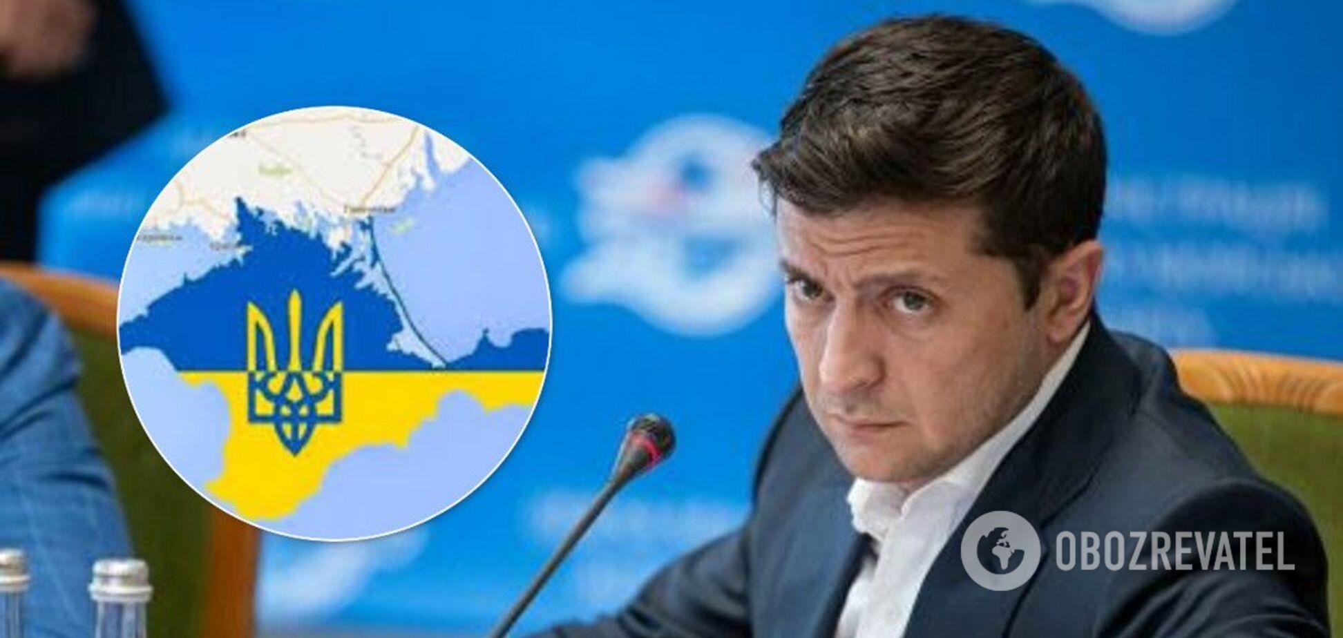 Максимум три роки: ексрозвідник розкрив терміни щодо повернення Криму Зеленським