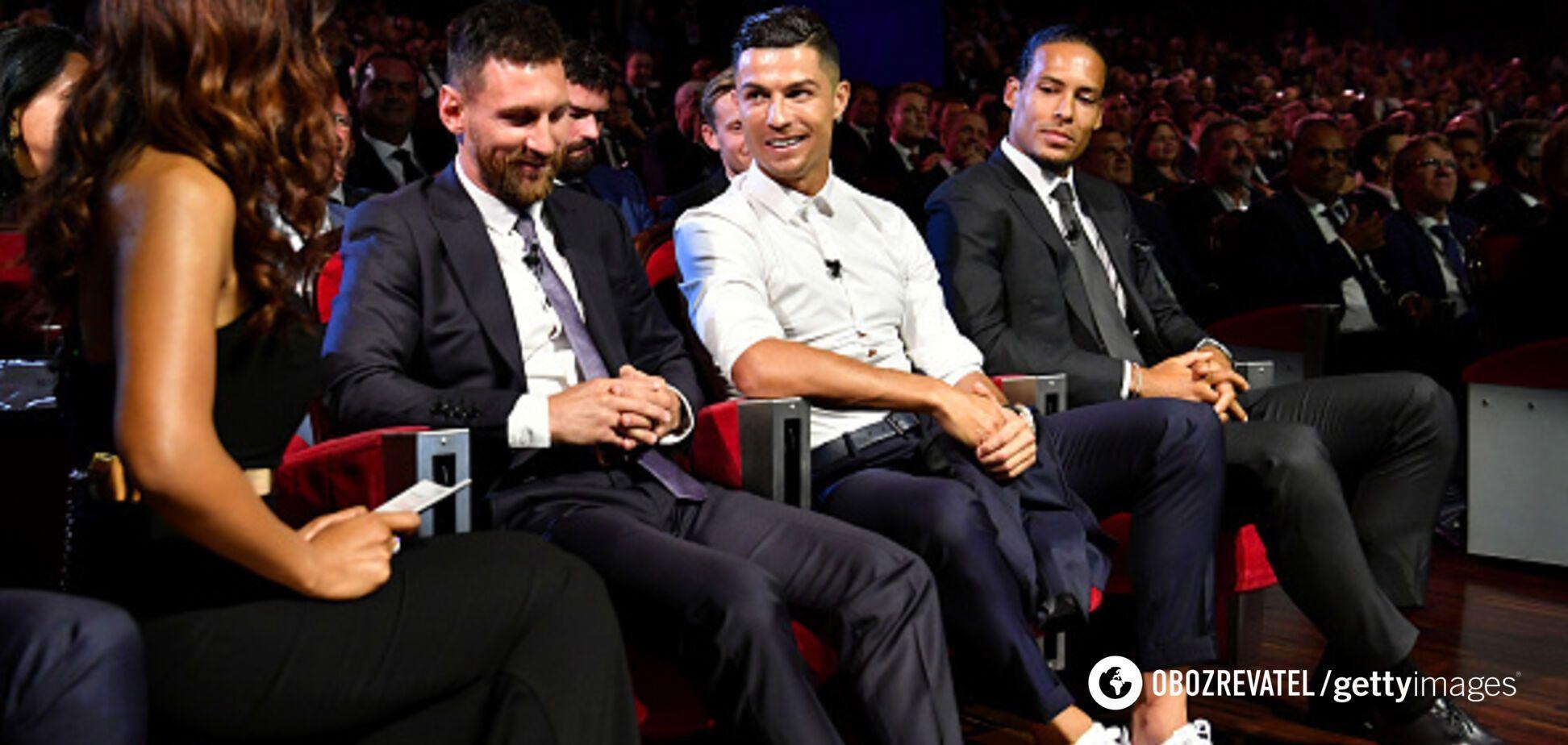 Зависит от Месси: Роналду назвал условие для завершения карьеры