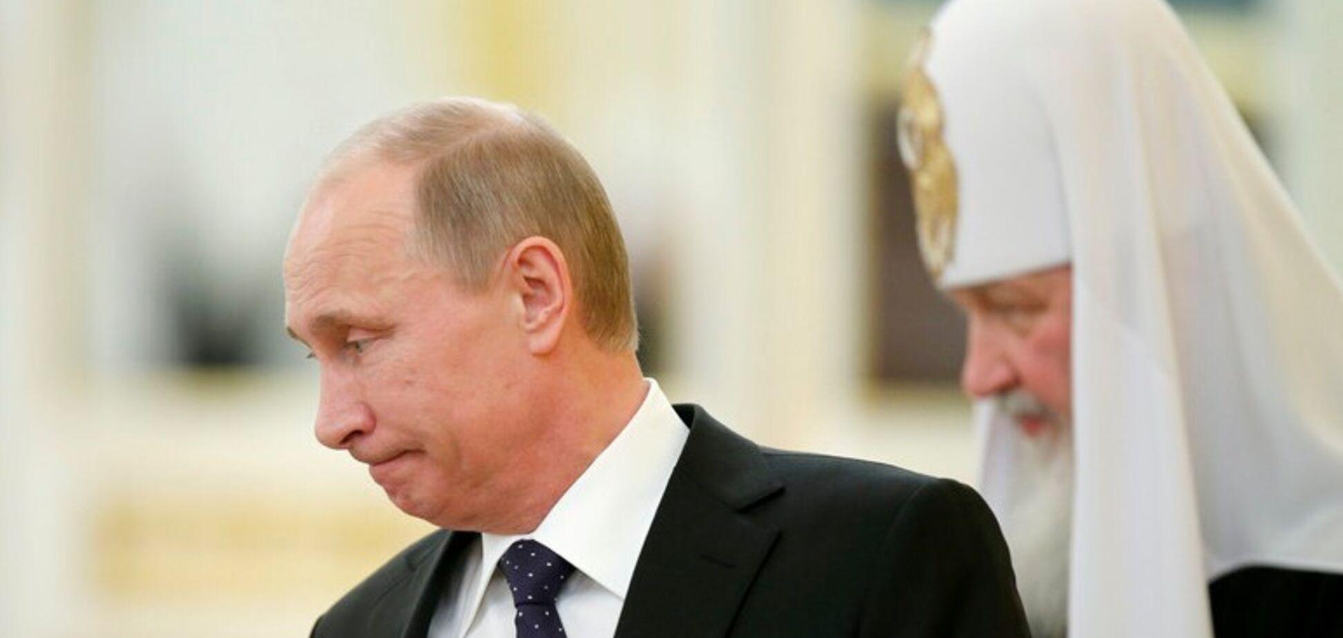 По патриарху Кириллу нанесен беспрецедентный удар