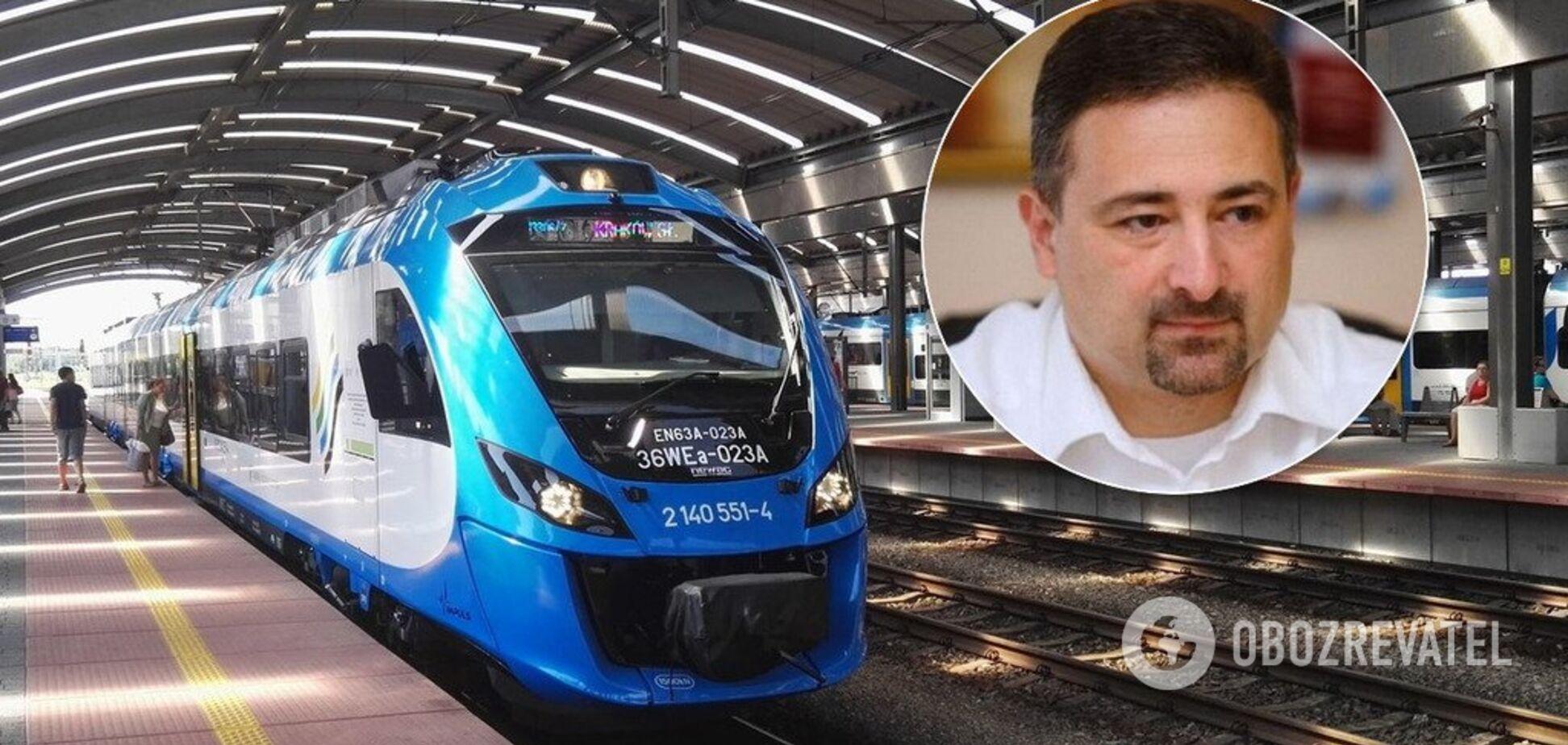 'Засмучені бігають': у Зеленського відреагували на 'нового керівника' УЗ