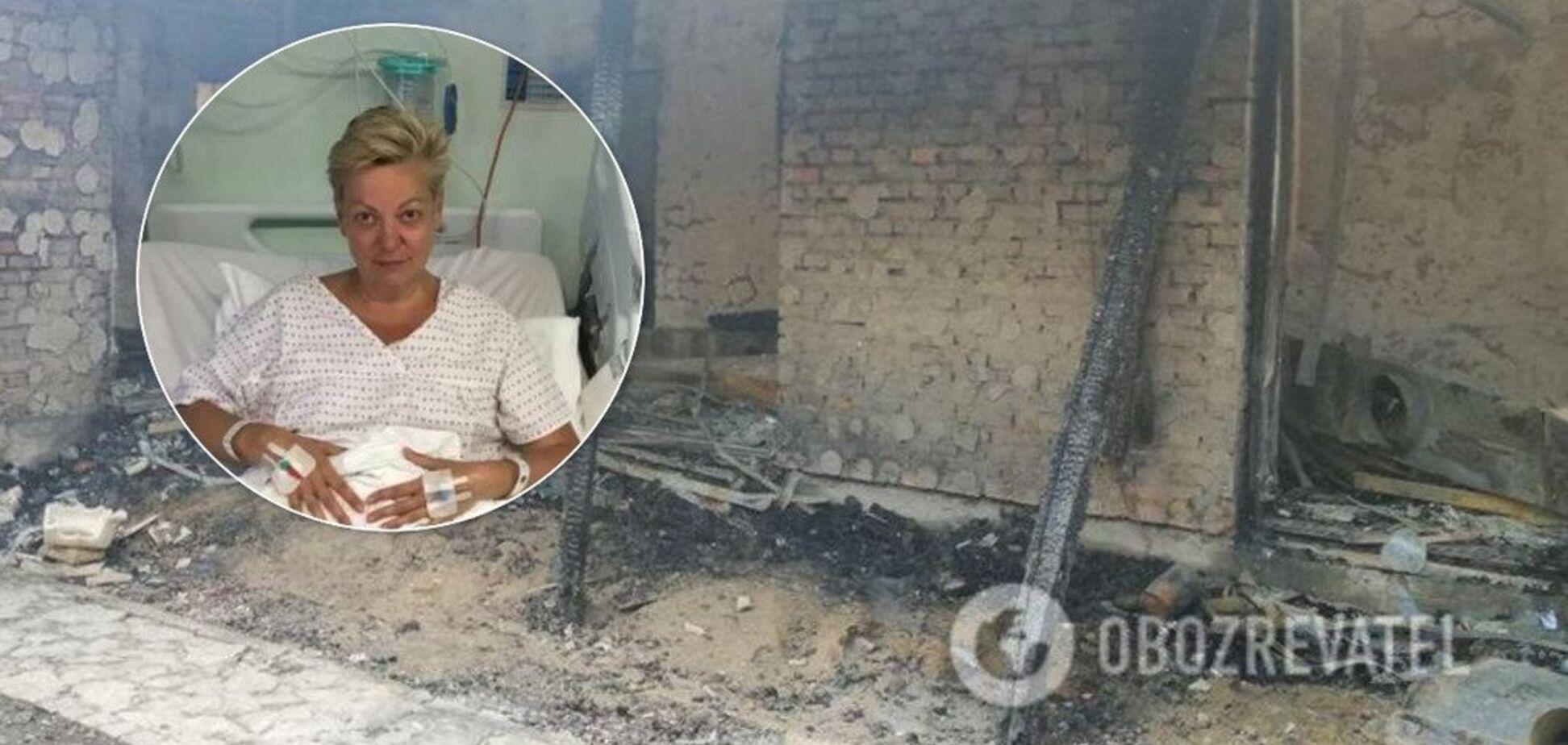 Могли спалити живцем? Гонтарева заявила про страшні нюанси підпалу її будинку