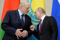 Путин пожирает Беларусь, а Лукашенко ничего не может сделать