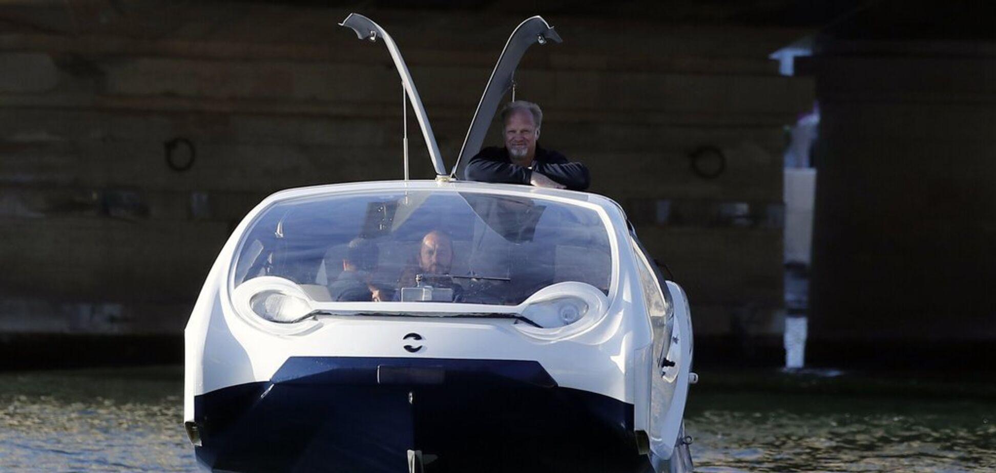В Париже провели испытание 'летающего' электро такси