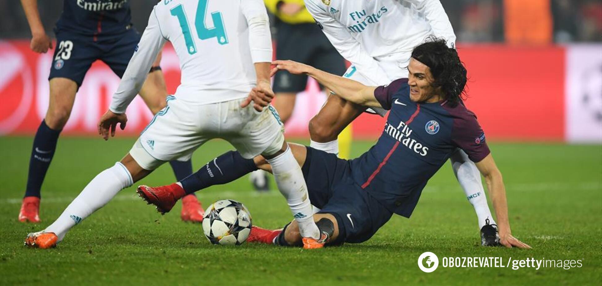 Разгром! ПСЖ – Реал: смотреть онлайн матч Лиги чемпионов
