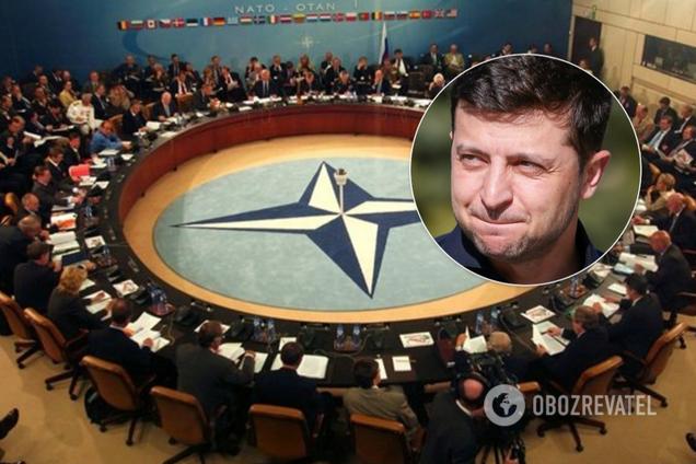 Зеленского не позвали на переговоры НАТО