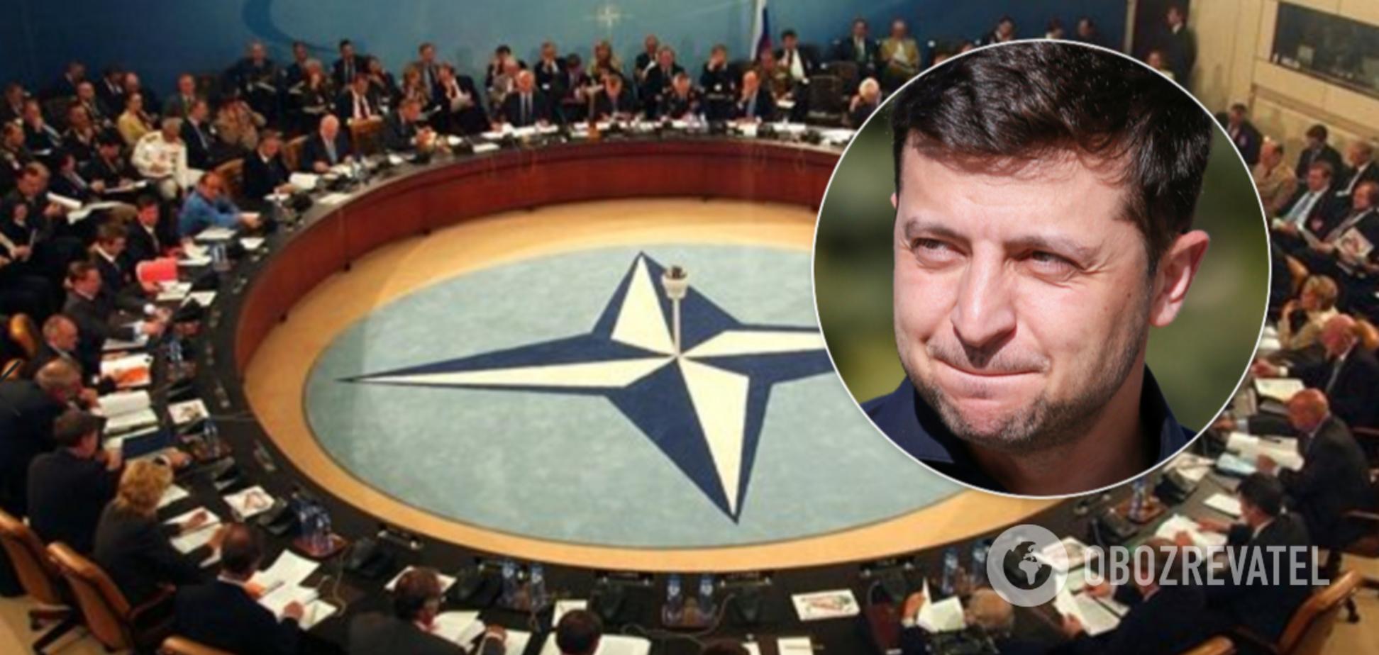 Зеленського не покликали на переговори НАТО