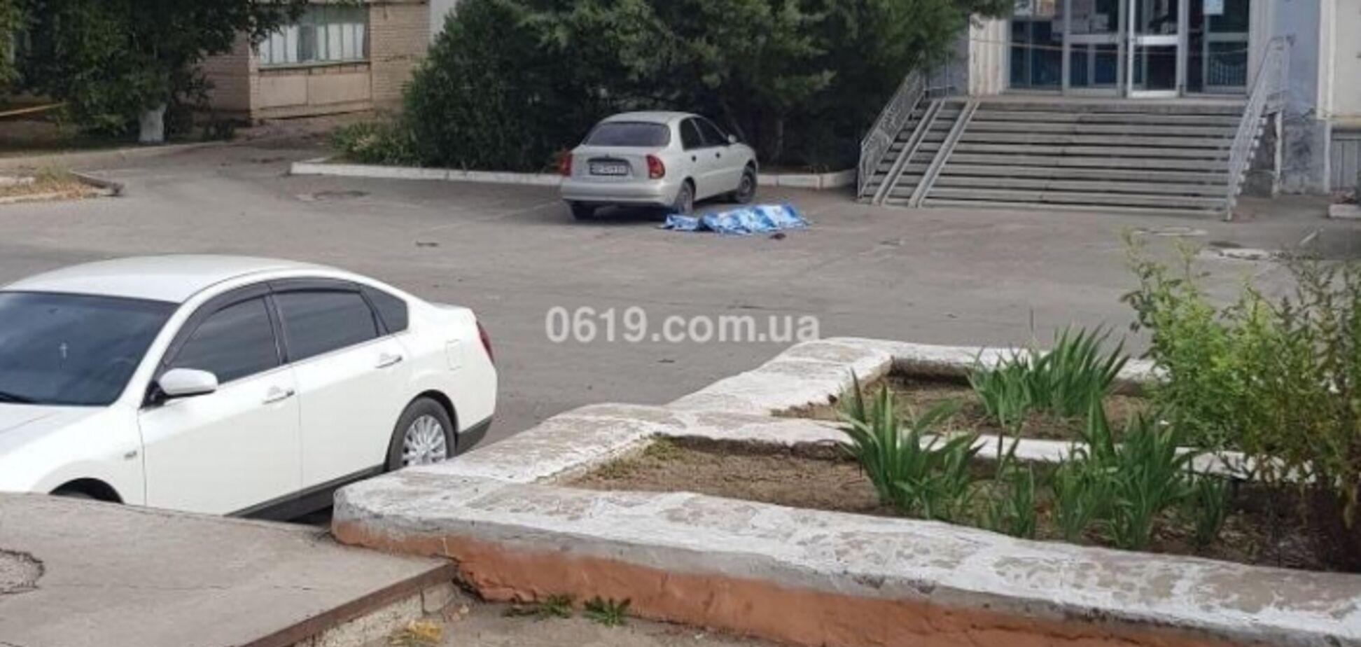 Убивство заступника голови ОТГ у Запорізькій області: з'явилися перші фото. 18+