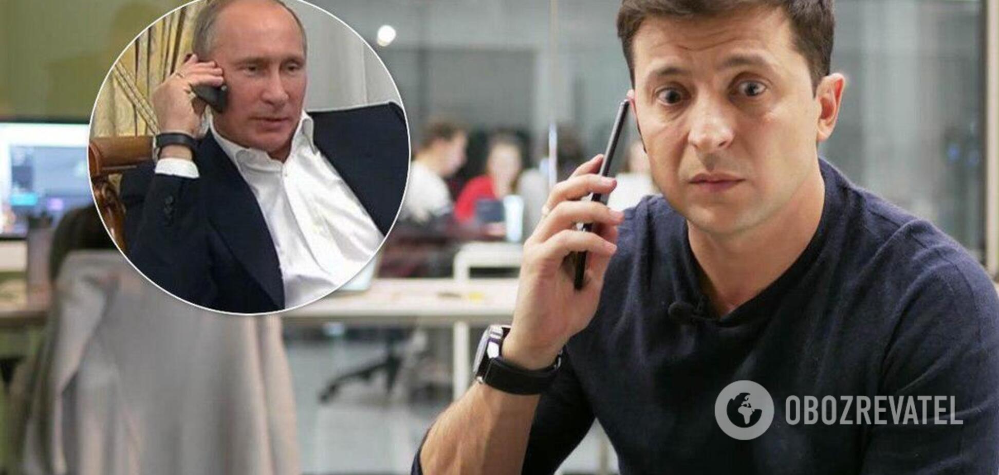 'Не сдадим!' У Зеленского приоткрыли детали 'сделки' с Путиным