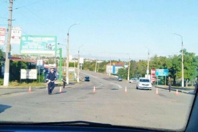 У Луганську прогримів вибух на мосту