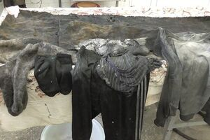 Одяг підлітка, якого вбили Крайнові