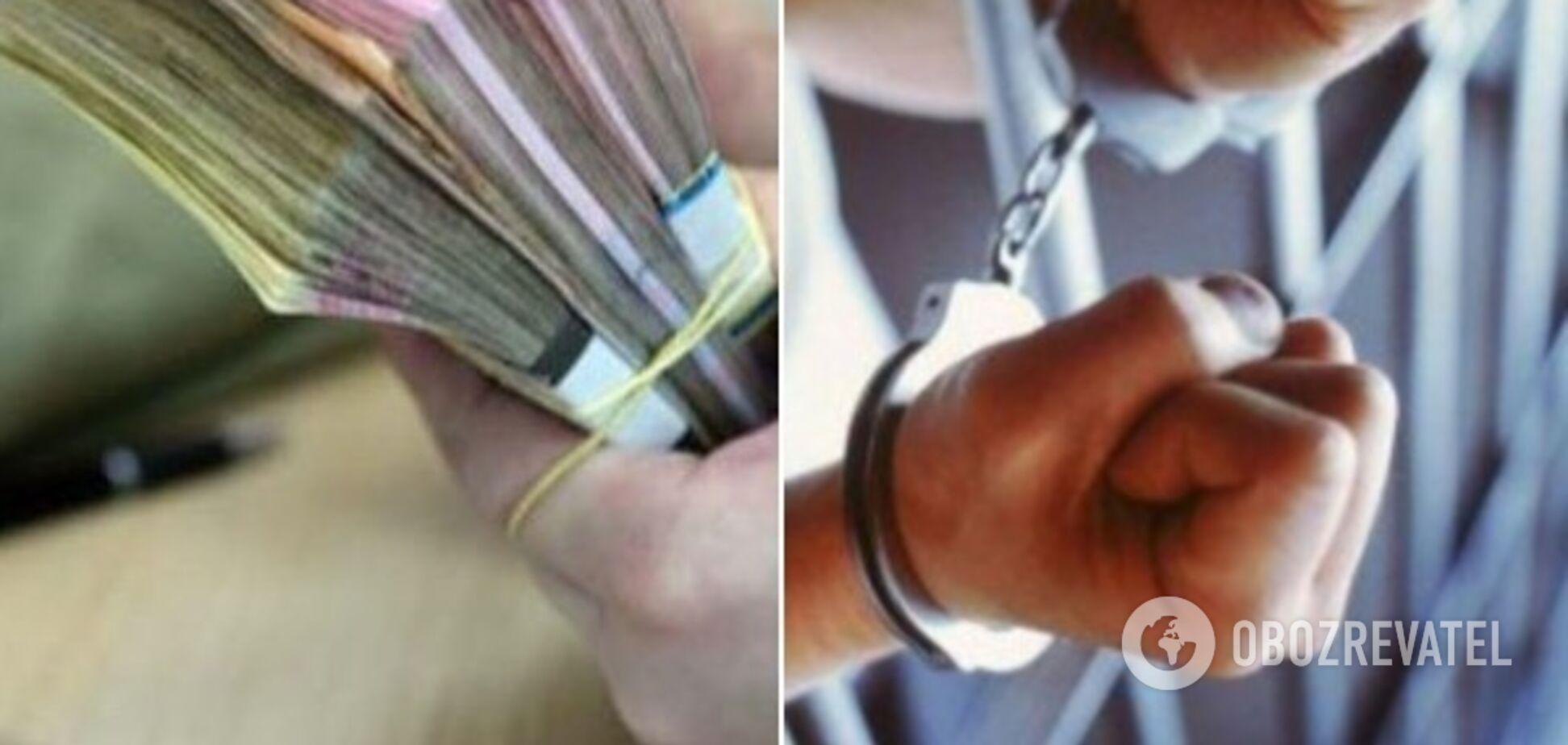 На Днепропетровщине директора интерната поймали на крупных махинациях