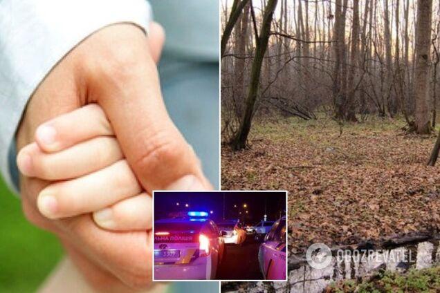 У Дніпрі чоловік викрав 6-річну дочку і ховав її в лісі