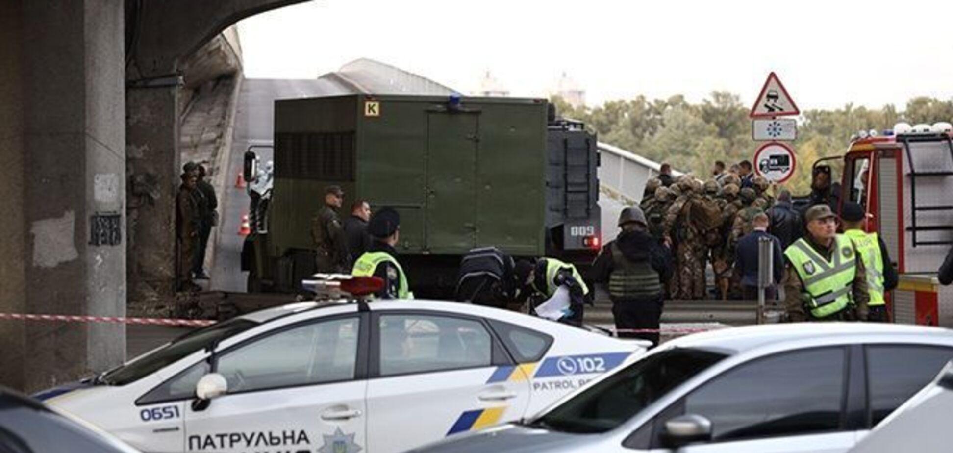 'Колов собі наркотики': у мережі з'явилося відео допиту київського 'терориста'